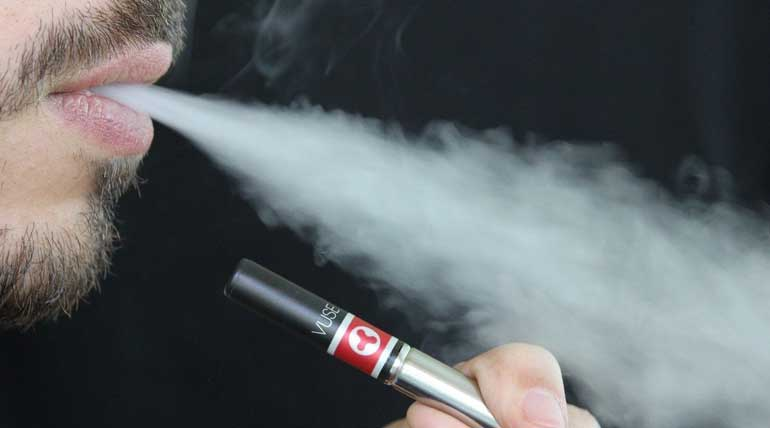 When will E-cigarettes with THC stop killing people
